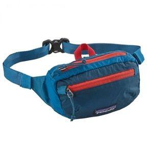 NWT! Patagonia Lightweight travel mini fanny bag